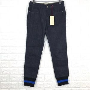 Stella McCartney Blue Jogger Jeans 27